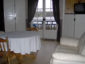 Etang De Brigueuil Chalet Accommodation